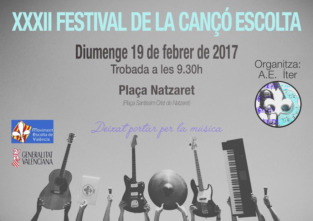 XXXII Festival de la Canción Scout – MEV