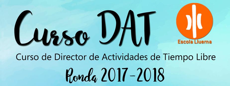 Abierta la inscripción al curso de DAT 2018